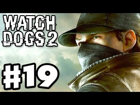 Watch Dogs 2 - Gameplay Walkthrough Part 19 - Aiden Pearce Cameo! (PS4 Pro)