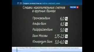 видео Депозиты банка ВТБ 24