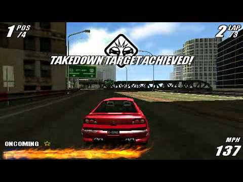 Burnout Legends Sony PSP