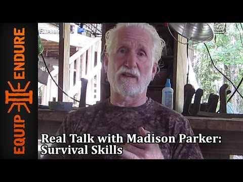 Real Talk about Survival Skills with Madison Parker, Madisons Hunting Trip Part 2 by Equip 2 Endure