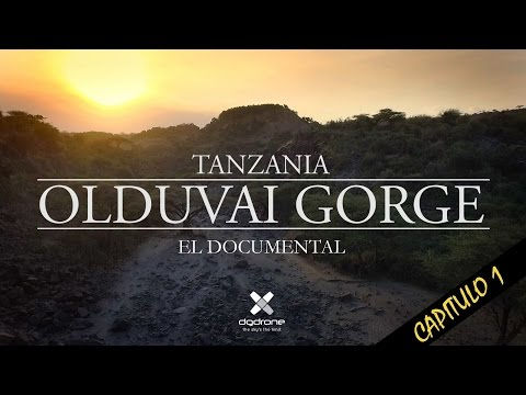 VLOG-DOCUMENTAL: TANZANIA. OLDUVAI GORGE: CAP.1: LA CUNA DE LA HUMANIDAD (English subtitles)