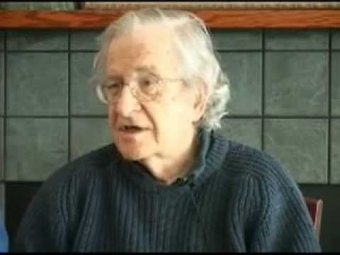 The Responsibility Of Intellectuals - The Chomsky Sessions - (1)
