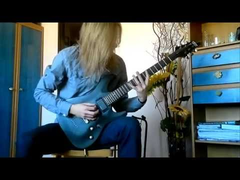 Disturbed  Land Of Confusion Genesis  Guitar