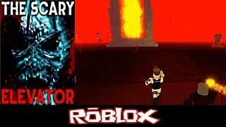 Scary Elevator By MrNotSoHERO [Roblox]