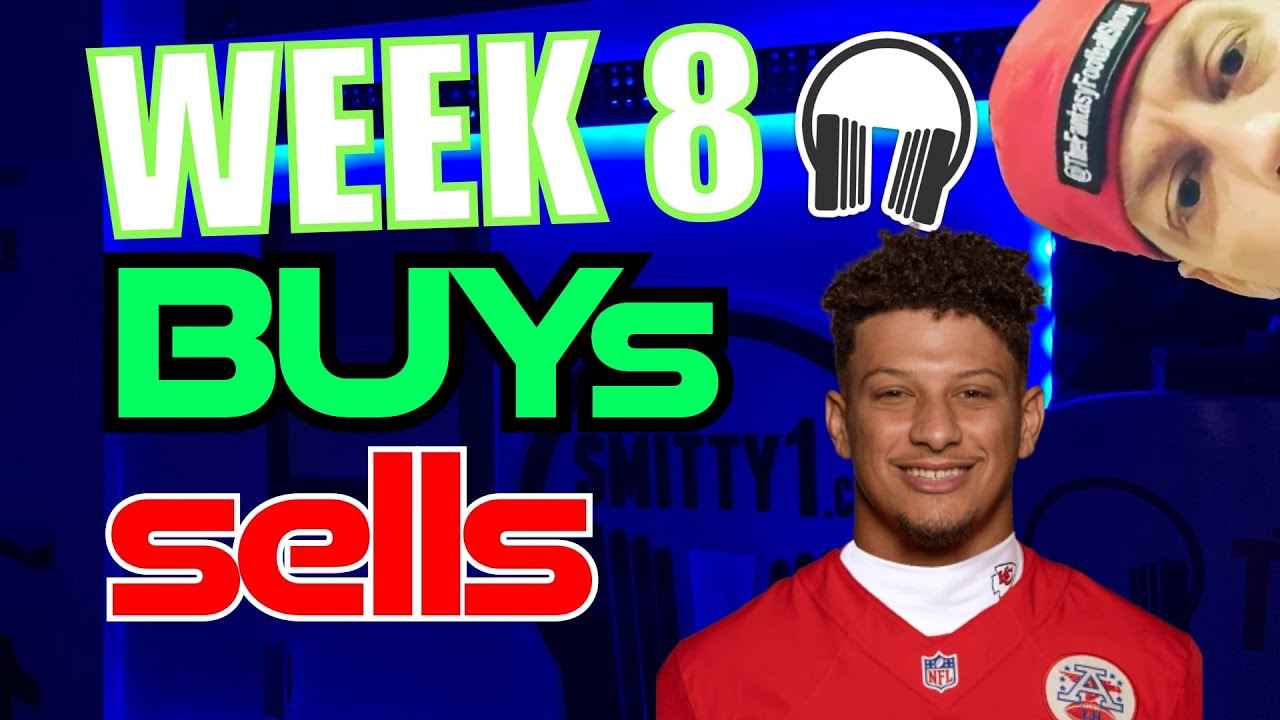 Download Week 8 Fantasy Football Buy-Lows and Sell-Highs (2021)