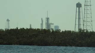 Falcon Heavy Static Fire unedited