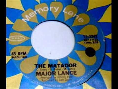 The Matador Major Lance '64 Okeh 7191