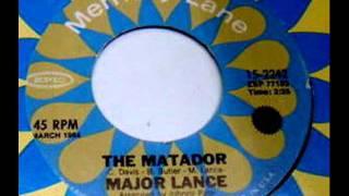 The Matador Major Lance