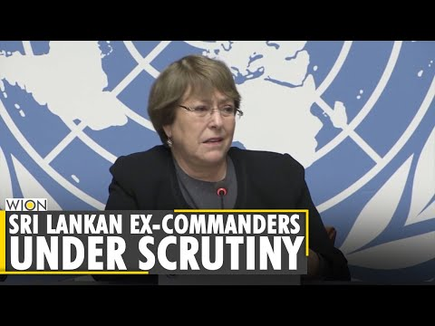 UN Rights Calls For Sanctions On Some Sri Lankan Ex-military | English News