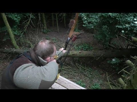 The Roebuck From Mirkwood - Traditional Bowhunting - Tradlife - Recurve Bowhunt - Bukkejagt 2019