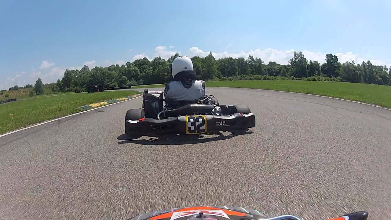 karting chateau gaillard kz10 crg 2012 kz125 hd1080 rk competition ...