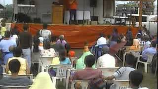 Retiro con el Pbro Moises Lárraga Medellín en Tamazunchale 22 de Octubre 2006
