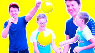 Жёлтый Мяч Челлендж / PIXEL PROD.