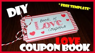 For him love template Printable coupons