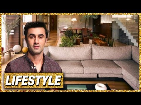 Ranbir Kapoor LUXURIOUS Lifestyle Cars Networth  Richest Bollywood Celebrities
