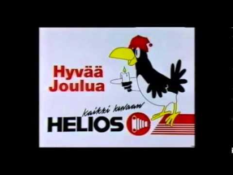 Helios-lintua 10 minuuttia