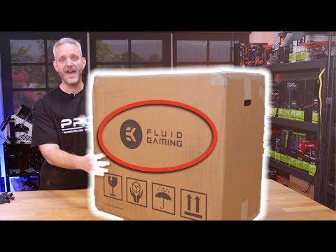 EKWB made a Gaming PC??