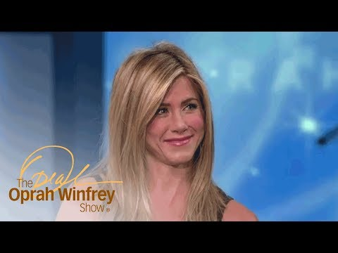 "Jennifer Aniston: ""I Have Been Unbelievably Lucky In Love"" 