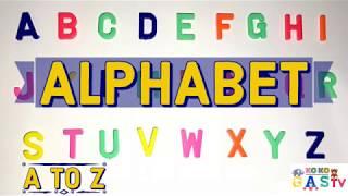 ABC Song For Children | ALPHABET Song for Kids | Learn Alphabet for Baby | KOKO GAS TV