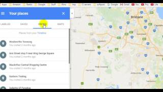 How to add home address in Google maps Free HD Video