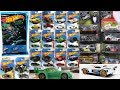 Hot Wheels 2018 P Case Cars, Mystery Model, Xmas Series,... HOT WHEELS NEWS!!!