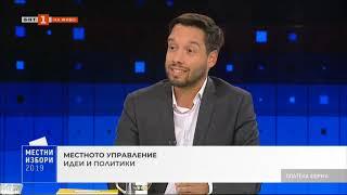 """Борис Бонев в """"Още от деня"""" по БНТ"""