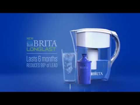 NEW Brita Longlast Filters - Lasts up to 6 months
