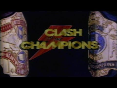 NWA Clash Of The Champions IV (HD)