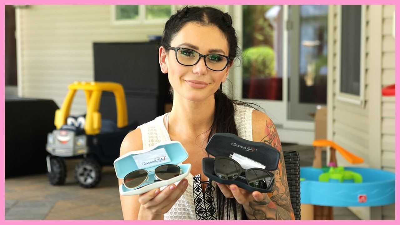 3108fed8858 JWOWW s Glasses Haul! - YouTube