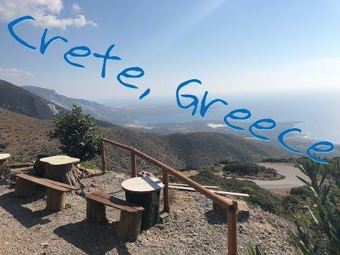 Crete, Greece – Vacation VLOG