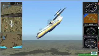 Recrean el accidente aéreo en Cuba del vuelo 883 de Aero Caribbean en octubre de 2010