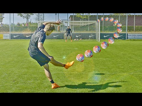 ULTIMATE FREE KICK SHOOTOUT w/ LEWANDOWSKI