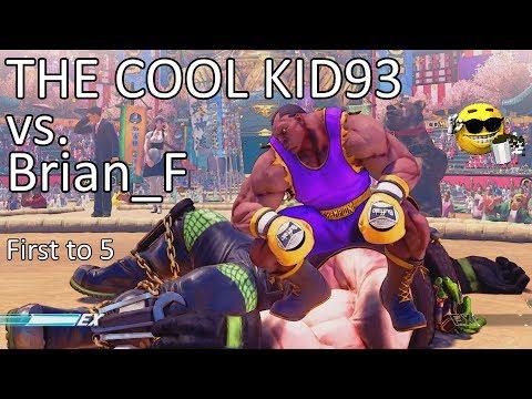 THE COOL KID93 (Abigail) vs. Brian_F (Balrog) FT5