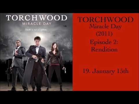 19: January 15th | Torchwood Miracle Day (Rendition)