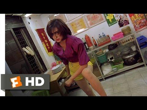 Shaolin Soccer (2001) - Mui Beats the Boss Scene (7/12) | Movieclips
