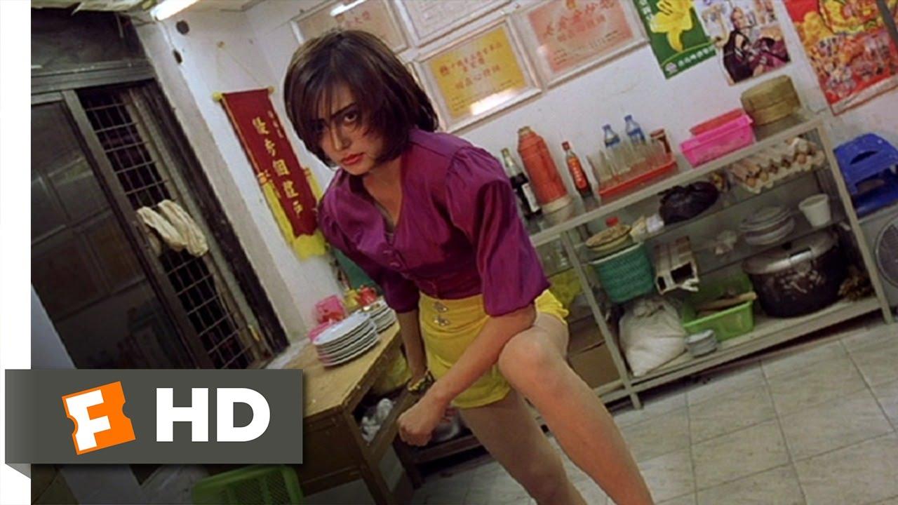 Shaolin Soccer (7/12) Movie CLIP - Mui Beats the Boss (2001) HD ... Shaolin Soccer Mui
