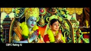 Sri Rama Rajyam Tamil Movie Trailer