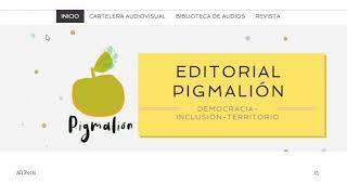 Pitch Editorial Pigmalión