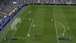 FIFA 15 on Intel i3-4160 and GeForce GTX 650-Ti