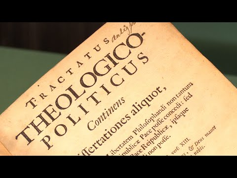 Tractatus Theologico, Politicus. Baruch Spinoza, First Edition, 1670.  Peter Harrington Rare Books