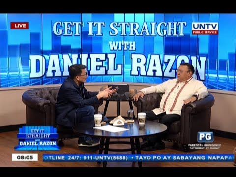 Sec. Harry Roque on issues about fake news, PH Rise and frigate deal