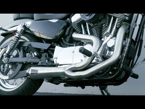 Two Brothers Racing - Harley Davidson Sportster Comp Series Exhaust