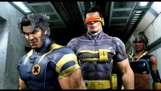 X-Men Legends 2 walkthrough part 1