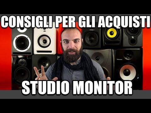 Reaperiani - Consigli per gli acquisti 2015 - Monitor da studio