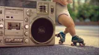 Evian Roller Babies - Groovy Baby Music Video