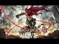 DARKSIDERS 3 All Cutscenes (XBOX ONE X ENHANCED) Game Movie 1080p HD