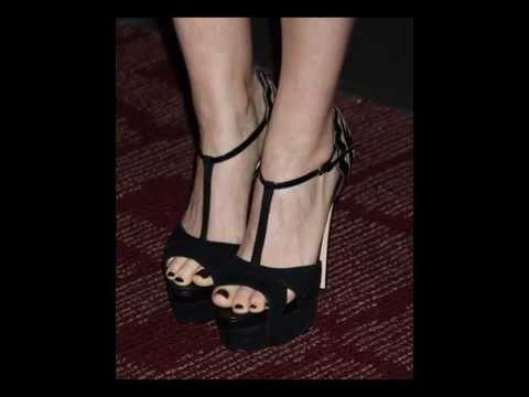Kate Mara Feet & Legs CloseUp!