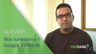 Google AdWords - Einführung | FAIRRANK TV - Glossar