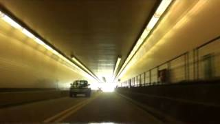 Bankhead Tunnel in Mobile, Alabama