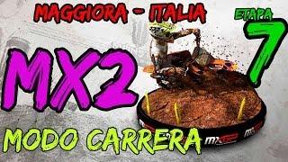 MXGP | Modo Carrera: MX2 | MAGGIORA (ITALIA) ETAPA 7 | PC HD